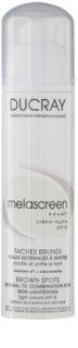 Ducray Melascreen Könnyű nappali krém pigmentfoltok ellen SPF 15
