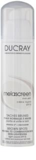 Ducray Melascreen легкий денний крем проти пігментних плям SPF 15