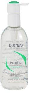 Ducray Sensinol фізіологічний захисний  заспокоюючий шампунь з дозатором