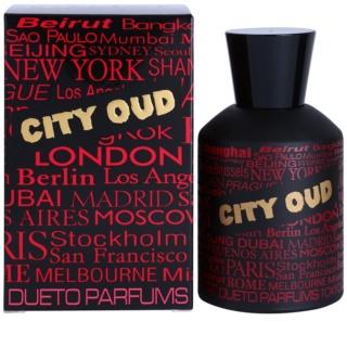 Dueto Parfums City Oud Eau de Parfum unisex 100 ml