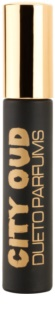 Dueto Parfums City Oud Travel Spray parfémovaná voda unisex 15 ml
