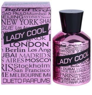 Dueto Parfums Lady Cool Eau de Parfum voor Vrouwen  100 ml