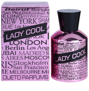 Dueto Parfums Lady Cool eau de parfum para mujer 100 ml