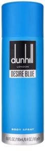 Dunhill Desire Blue spray corporal para hombre 195 ml