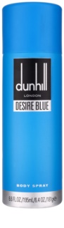 Dunhill Desire Blue spray corporal para hombre 200 ml