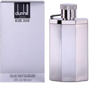 Dunhill Desire Silver eau de toilette para hombre 100 ml