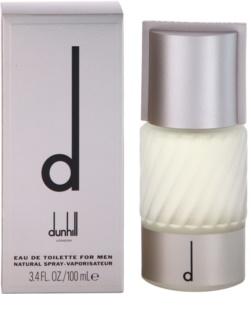 Dunhill Dunhill D Eau de Toilette para homens 100 ml