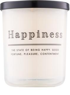 DW Home Happiness vonná svíčka 107,7 g