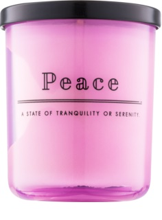 DW Home Peace bougie parfumée 107,73 g