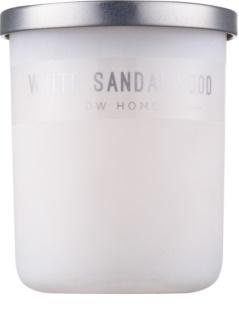 DW Home White Sandalwood vonná svíčka 107,7 g