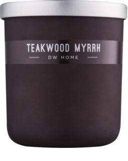 DW Home Teakwood Myrrh illatos gyertya  255,15 g