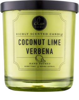 DW Home Coconut Lime Verbena candela profumata
