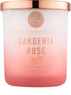 DW Home Gardenia Rose vonná svíčka 107,7 g