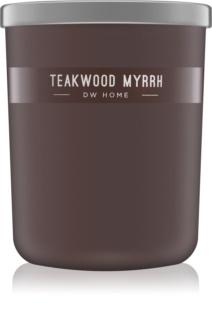 DW Home Teakwood Myrrh mirisna svijeća 425,53 g