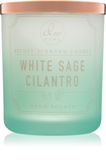 DW Home White Sage Cilantro vela perfumada