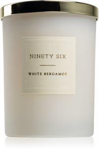 DW Home White Bergamot bougie parfumée