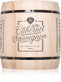 DW Home Cabernet Sauvignon bougie parfumée 449,77 g