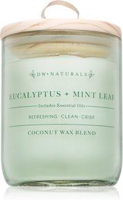 DW Home Eucalyptus + Mint Leaf vela perfumada 500,94 g