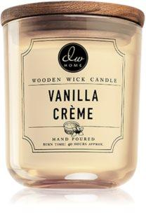 DW Home Vanilla Créme duftkerze  mit Holzdocht