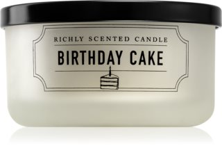 DW Home Birthday Cake scented candle