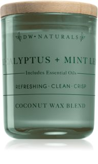 DW Home Eucalyptus + Mint Leaf bougie parfumée