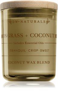 DW Home Lemongrass + Coconut Milk doftljus