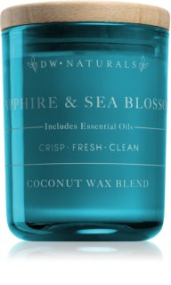 DW Home Sapphire & Sea Blossom scented candle