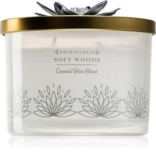DW Home Soft Woods vela perfumada 294,84 g