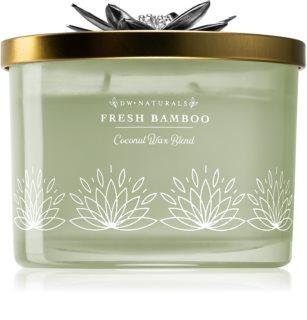 DW Home Fresh Bamboo vela perfumada 294,84 g