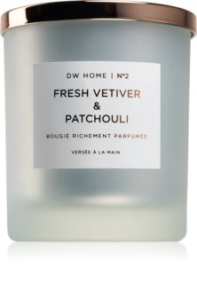DW Home Fresh Vetiver & Patchouli  vela perfumada 371,7 g