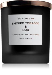 DW Home Smoked Tobbaco & Oud vela perfumada