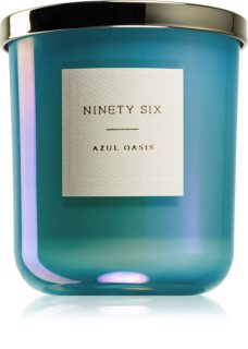 DW Home Azul Oasis vela perfumada