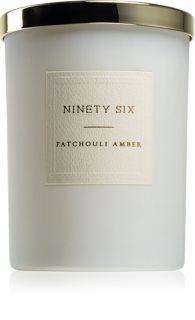 DW Home Patchouli Amber bougie parfumée