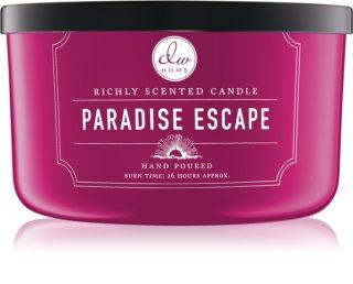 DW Home Paradise Escape vela perfumada 420,73 g