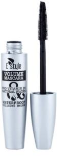 E style Volume Waterproof Mascara Lash Multiplying Volume Mascara
