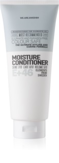 E+46 Moisture  Moisturizing Conditioner For Dry And Brittle Hair