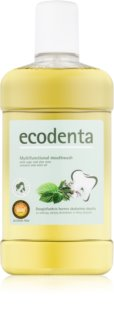 Ecodenta Sage & Aloe Vera & Mint Oil Mundwasser