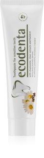 Ecodenta Green Sensitivity Relief zubna pasta za osjetljive zube s fluoridem