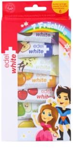 Edel+White 7 Fruit Kosmetik-Set  I.