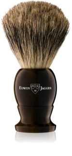 Edwin Jagger Best Badger Light Horn brocha de afeitar