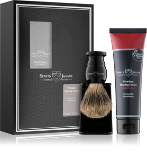 Edwin Jagger Sandalwood Shaving Kit I. (For Normal Skin)