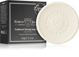 EDWIN JAGGER Aloe Vera jabón de afeitar Recambio