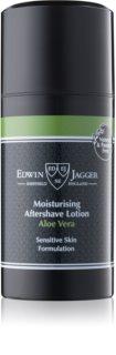 EDWIN JAGGER Aloe Vera baume après-rasage pour peaux sensibles