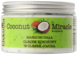 Efektima Institut Coconut Miracle Körperbutter mit feuchtigkeitsspendender Wirkung