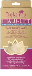 Efektima Institut Hialu-Lift Hydrogel Mask for Smoother-Looking Skin