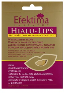 Efektima Institut Hialu-Lips Hydrogel Lip Mask With Rejuvenating Effect