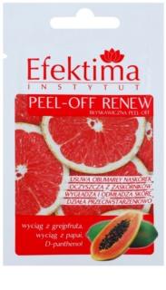 Efektima Institut Peeling Maske zur Erneuerung der Hautoberfläche