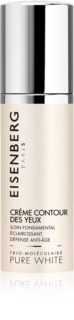 Eisenberg Pure White Anti - Wrinkle Radiance Cream for Eye Area