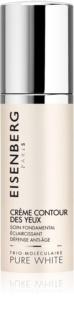 Eisenberg Pure White rozjaśniający krem przeciwzmarszczkowy do okolic oczu