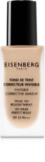 Eisenberg Le Maquillage Font De Teint Correcteur Invisible tekoči puder za naraven videz SPF 25